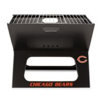 NFL Chicago Bears X-Grill Portable Charcoal Grill