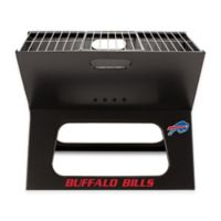 NFL Buffalo Bills X-Grill Portable Charcoal Grill