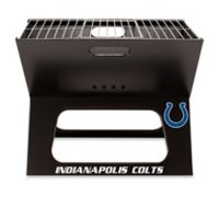NFL Indianapolis Colts X-Grill Portable Charcoal Grill