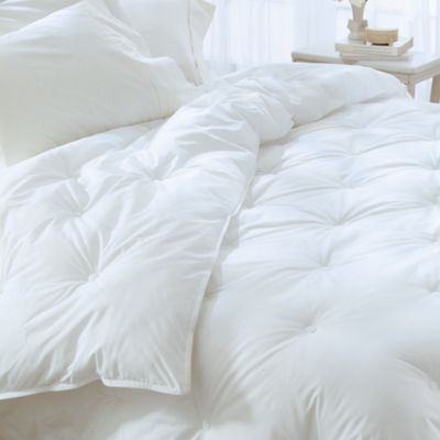 Spring Air® Serenity Supreme Twin Comforter in White