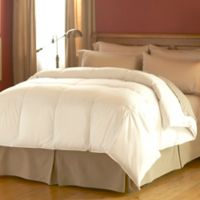 Spring Air® Dream Form Full/Queen Comforter in White