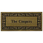 Bacova French Quarters Estate 47-Inch x 21-Inch Size Door Mat