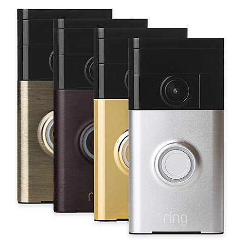 Bed Bath And Beyond Ring Doorbell