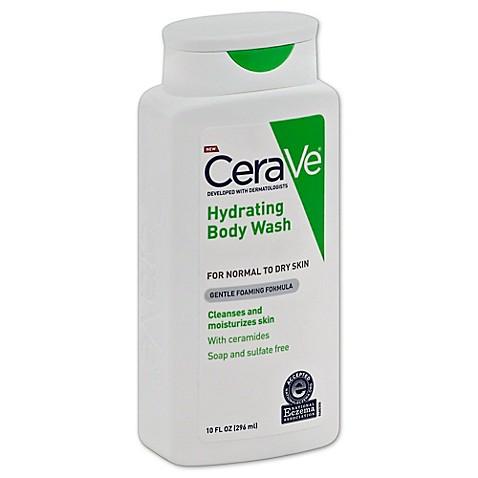 Cerave 174 10 Oz Hydrating Body Wash Bed Bath Amp Beyond