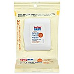 buybuy BABY™ 25-Count Face and Hand Wipes with Natural Aloe and Vitamin E