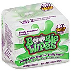 Boogie Wipes® 3-Pack 30-Count Saline Wipes in Unscented
