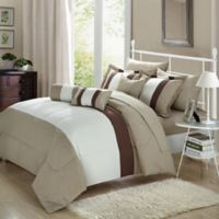 Chic Home Sebastian 10-Piece Comforter Set