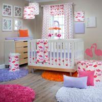 Glenna Jean Lilly & Flo 3-Piece Crib Bedding Set