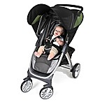 Nuby™ Stroller Sunshade in Black
