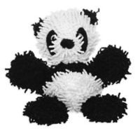 Mighty® Pet Toys Large Panda Squeaker Dog Toy
