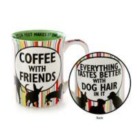 Our Name is Mud® Dog Friends Mug