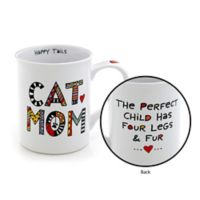 Our Name Is Mud® Cuppa Cat Mom Mug