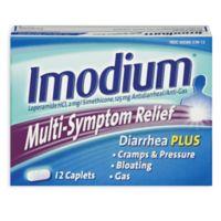 Imodium® 12-Count Multi-Symptom Relief Caplets