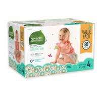 Seventh Generation™ 81-Count Size 4 Free & Clear Diapers
