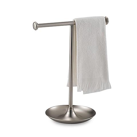 Umbra Palm Brushed Nickel Towel Tree Bed Bath Amp Beyond
