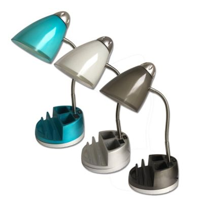 Desk Amp Reading Lamps Led Task Lamps Bed Bath Amp Beyond