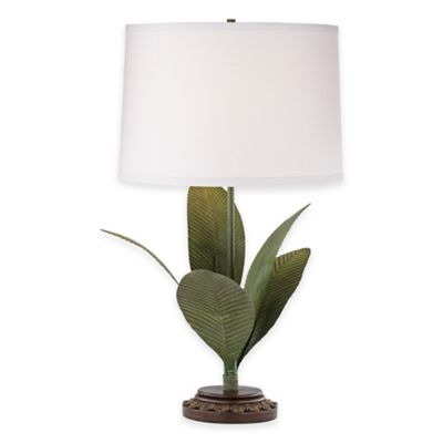 Awesome Pacific Coast® Lighting Banana Tree Lamp