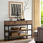 Crosley Trenton Console in Coffee