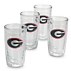 Tervis® University of Georgia Bulldogs16 oz. Tumblers (Set of 4)