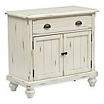 Pulaski Dylan Country 2-Door Chest in White