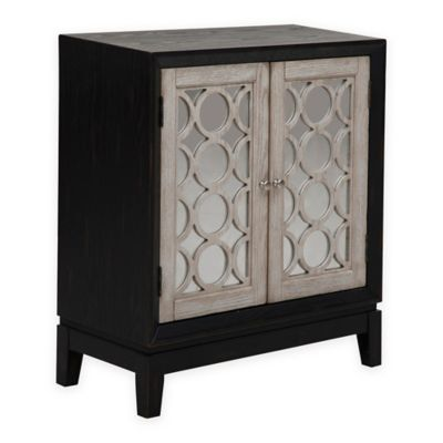 Buy over the door storage cabinet from bed bath beyond for Meridian cabinet doors