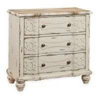 Pulaski Melody 3-Drawer Chest in White