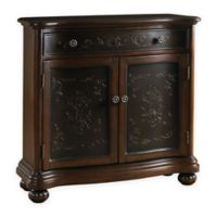 Pulaski Orland 2-Door Accent Chest in Brown