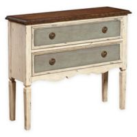Pulaski Orwell 2-Drawer Hall Chest in White
