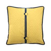 Waverly® Rhapsody European Pillow Sham in Gold