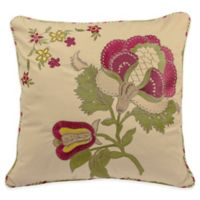 Waverly® Imperial Dress 20-Inch Square Throw Pillow in Antique