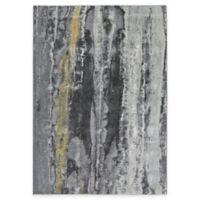 Feizy Farrell Fade 5-Foot x 8-Foot Area Rug in Grey