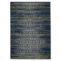 Feizy Caslon Fade 5-Foot x 8-Foot Area Rug in Midnight Blue