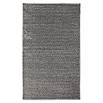 Mohawk Home® Pin Stripe 1-Foot 7-Inch x 2-Foot 8-Inch Accent Rug in Grey
