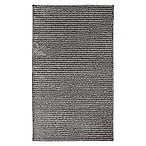 Mohawk Home® Pin Stripe 2-Foot 5-Inch x 3-Foot 8-Inch Accent Rug in Grey