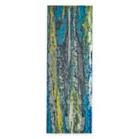 Feizy Caslon Granite 2-Foot 10-Inch x 7-Foot 10-Inch Multicolor Runner