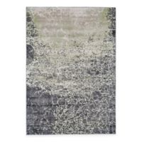 Feizy Landri Cracks 2-Foot 10-Inch x 7-Foot 10-Inch Runner in Taupe/Grey