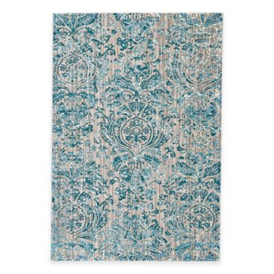Amazing Feizy Keaton Damask 5 Foot 3 Inch X 7 Foot 6 Inch