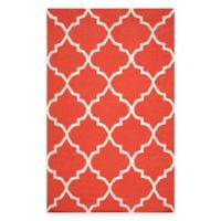 Artistic Weavers York Mallory 2-Foot x 3-Foot Accent Rug in Coral