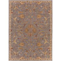 Artistic Weavers Middleton Ava 7-Foot 6-Inch x 9-Foot 6-Inch Area Rug in Grey