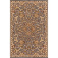 Artistic Weavers Middleton Ava 4-Foot x 6-Foot Area Rug in Grey