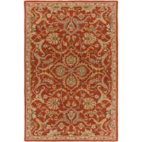 Artistic Weavers Middleton Ava 6-Foot x 9-Foot Area Rug in Rust