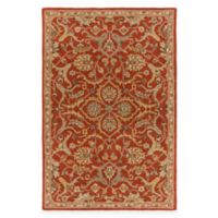 Artistic Weavers Middleton Ava 5-Foot x 8-Foot Area Rug in Rust