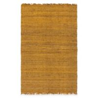 Feizy Tropica Harper 5-Foot x 7-Foot 6-Inch Area Rug in Gold