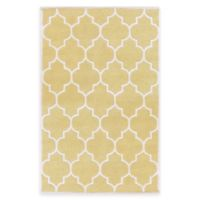 Artistic Weavers Transit Piper 2-Foot x 3-Foot Accent Rug in Yellow