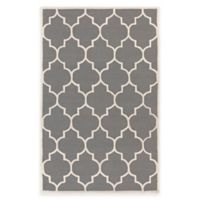Artistic Weavers Transit Piper 4-Foot x 6-Foot Area Rug in Grey