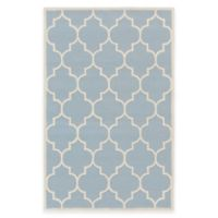 Artistic Weavers Transit Piper 5-Foot x 8-Foot Area Rug in Light Blue