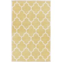 Artistic Weavers Transit Piper 6-Foot x 9-Foot Area Rug in Yellow
