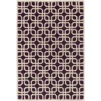 Artistic Weavers Transit Madison 4-Foot x 6-Foot Area Rug in Purple