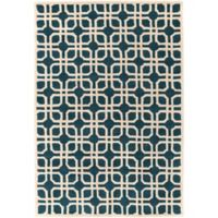 Artistic Weavers Transit Madison 4-Foot x 6-Foot Area Rug in Blue