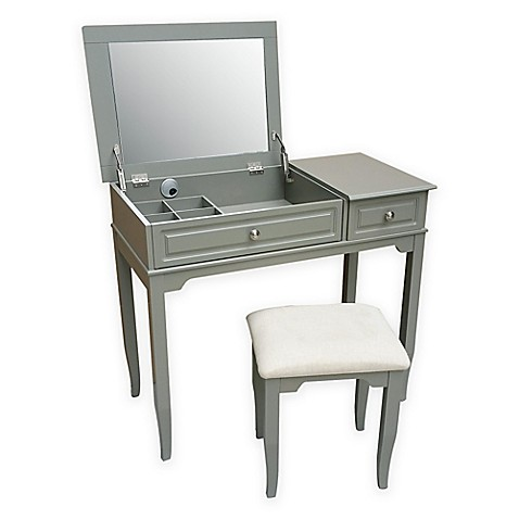 Emily Bathroom Vanity Set With Stool Bed Bath Beyond